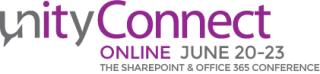 UnityConnect Online June 20-23 logo